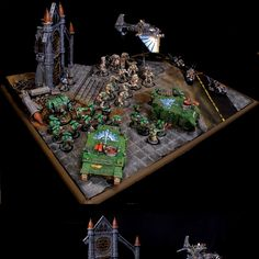 10 Best Objective markers images in 2014 | Wargaming terrain