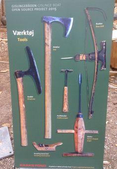 Viking age Tools