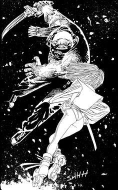 Frank Miller: Sin City - Family Values Frank Miller Sin City, Frank Miller Art, Frank Miller Comics, Anton, Sin City Comic, Green Lantern Comics, Jack Kirby Art, Batman, Marvel