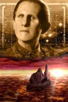 Worlds of Deep Space Nine - Odo