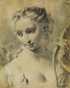 Diana - Giovanni Battista Piazzetta.