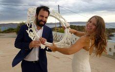 Κατερίνα & Μιχάλης: Αυτό είναι το true wedding story τους!