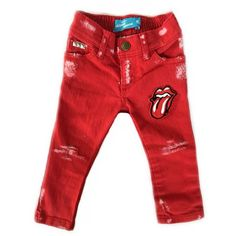 Size 12-18 months. Toddler pants. Red pants. Toddler jeans. Toddler... (1.430 RUB) ❤ liked on Polyvore