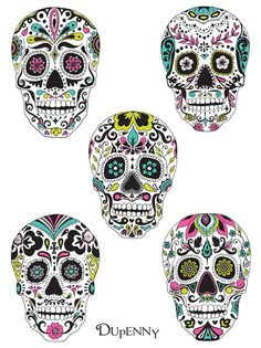 Small Skull Tattoo Ideas For Men