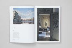 Brochure design by Construct for luxury resort business Aman Creative Brochure, Brochure Design, Brochure Sample, Print Layout, Layout Design, Print Design, Web Design, Minimalist Graphic Design, Property Design