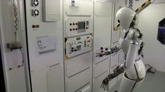 A robot that resembles a human female, named AILA, might become the second android in space after the Robonaut 2. It has been designed by the Robotics Innovation Center at the German Research Center for Artificial Intelligence and the Robotics Group at the University of Bremen...