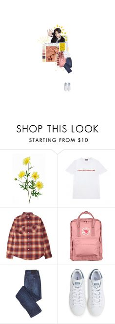 """""""- BOTB ; ROUND 1 ; INTRODUCTION"""" by softsounds ❤ liked on Polyvore featuring Gosha Rubchinskiy, Fjällräven and adidas"""