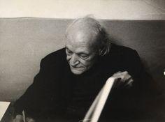 MARIO DONDERO (1928), Ritratto di Ungaretti, 1969