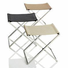 "Riviere ""ilano luggage racks / folding stools www.artedona.com"