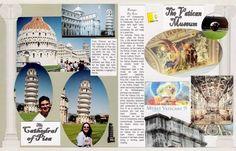 Layout: Europe 11: Pisa / Rome