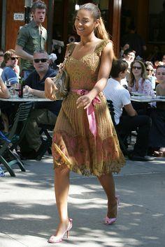 Beyonce Knowles, Destiny's Child: Style & Fashion Evolution (Glamour.com UK)