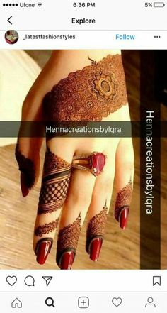 Kashee's Mehndi Designs, Mehndi Design Pictures, Mehndi Designs For Girls, Mehndi Designs For Beginners, Wedding Mehndi Designs, Mehndi Designs For Fingers, Latest Mehndi Designs, Henna Tattoo Designs, Mehndi Images