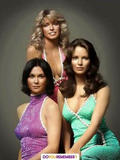 Add Cheryl Ladd and they would be perfect.