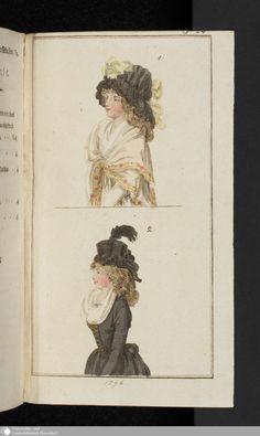 515 - Abschnitt - Journal des Luxus und der Moden - Page - Digitale Sammlungen - Digital Collections