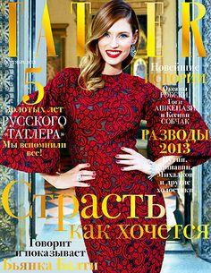 Tatler Russia September 2013