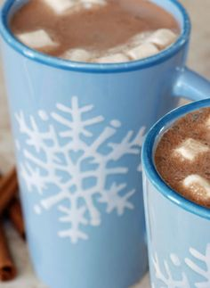 Classic Hot Chocolate Mix. This dessert recipe is like eating chocolate cake. Get this recipe here!