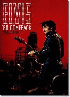 Elvis '68 comeback