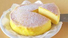 Japanischer Soufflé-Käsekuchen, Rezept ist für eine 15cm!!!!-Backform