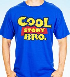 $179.00 Playera Toy Story, Cool Story Bro - Comprar en Jinx