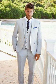 terno branco noivo - Pesquisa Google