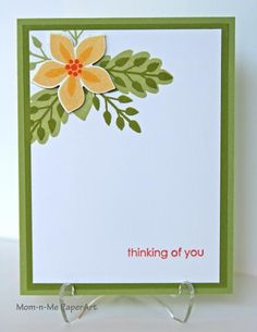Bloomin' for You by Penny627 - Cards and Paper Crafts at Splitcoaststampers