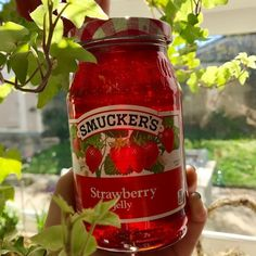 Strawberry Jelly, Strawberry Fields, Strawberry Shortcake, Strawberry Garden, Aesthetic Food, Nature Aesthetic, Sweet, Pretty, Recipes