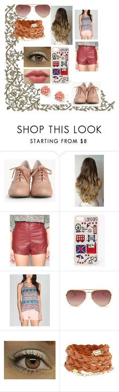 """Untitled #57"" by thisisabattlefield ❤ liked on Polyvore featuring INDIE HAIR, Forever 21, Full Tilt, Revlon and ADA Collection"
