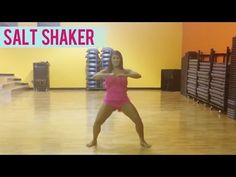 "Here's an oldie but goodie - Dance Fitness with Jessica routine to Ying Yang Twins' ""Salt Shaker"" ft. Lil Jon & The Eastside Boyz! Fun workout with butt kick. One Song Workouts, Fun Workouts, Dance Workouts, Dance Exercise, Cardio Dance, Ying Yang Twins, Zumba Kids, Zumba Routines, Prenatal Workout"