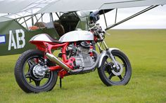 Readers rides: CX500 by AW Classic Motors | Inazuma café racer