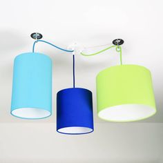 Are you interested in our Multi ceiling pendant ? With our lamp shades you need look no further.