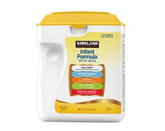 Kirkland Signature Non-GMO infant formula, Pound: Non- GMO^Gentle Formula- for easy digestion^DHA for baby's developing brain^Immune Support Best Baby Formula, Infant Formula, Gassy Baby, Best Baby Bottles, Baby List, Bottle Feeding, Costco, Baby Feeding, Vitamin E
