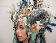 Fairy Makeup, Mermaid Makeup, Makeup Art, Larp, Horns Costume, Special Makeup, High Fashion Makeup, Fantasy Hair, Fantasy Makeup