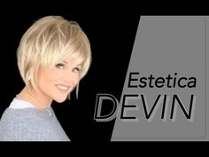 Estetica DEVIN Wig Review | RH1488 | TAZS AFFORDABLE SERIES | Permatease Discussion - YouTube Hairline, Hair Pieces, Wigs, Youtube, Extensions Hair, Youtubers, Lace Front Wigs, Youtube Movies
