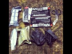 Trauma or Blow Out Kits