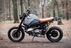 Our Friday custom motorbike crush comes from Netherlands-based Moto Adonis. This awesome build started as a BMW from and was transformed into a stylish and cool scrambler. The bike was stripped to its essentials, the frame was completel Cafe Racer Helmet, Cafe Racer Bikes, Cafe Racer Motorcycle, Motorcycle Gear, Women Motorcycle, Motorcycle Quotes, Motorcycle Accessories, Bmw Scrambler, Bmw Motorcycles