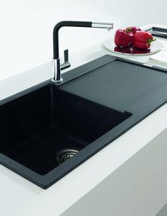 Que coûte un évier ? Photo : www.franke.com