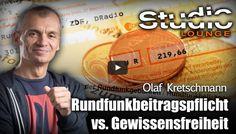 Rundfunkbeitragspflicht vs. Gewissensfreiheit – Olaf Kretschmann: Gefunden auf: https://nuoviso.tv/… #FakeNews #Film #Medienbloßgestellt