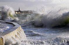 Simply the Breizh, Site de photographies sur la Bretagne, Saint Malo, les grandes marées.