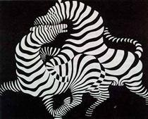 Zebra - Виктор Вазарели
