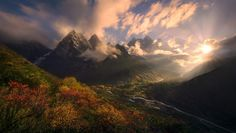 Sun Valley by Marc  Adamus on 500px