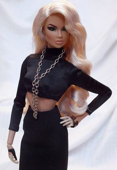 Vanessa Perrin Edge - Fashion Royalty integrity toys dolls | Flickr - Photo Sharing!