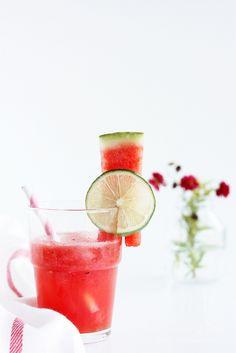 Watermelon-Citrus Cooler/Juice Recipe | Simple and Quick Summer Cooler Recipe
