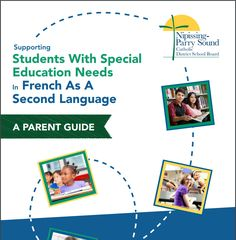 Nippising-Parry Sound school baord guide for parents - #FSL4all