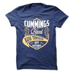 CUMMINGS Blood