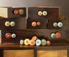 Pastello Ceramic Knob Collection -  Napastyle