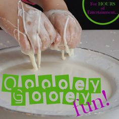Oobleck  Spoonful