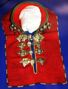 Nordic Sami Silver collar NFM Norway. Sølvkrage fra Helgeland i Nordland, Norge   by saamiblog