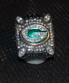 Green Bay Packers 2011 World Champions Replica Super Bowl Ring Brand New