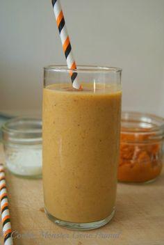 Paleo Pumpkin Pie Milkshake Recipe – Guest Post from Cookie Monster Gone Paleo http://paleomagazine.com/paleo-pumpkin-pie-milkshake-recipe-guest-post  #paleo #gf #glutenfree #recipe #diet
