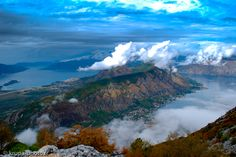 Les fjords du Monténégro à Kotor (from Krupa photographies - Galeries) #fjord #kotor #Monténégro #landscape Les Fjords, Land Scape, Landscape Photography, Around The Worlds, Noms, Mountains, Nature, Pictures, Europe